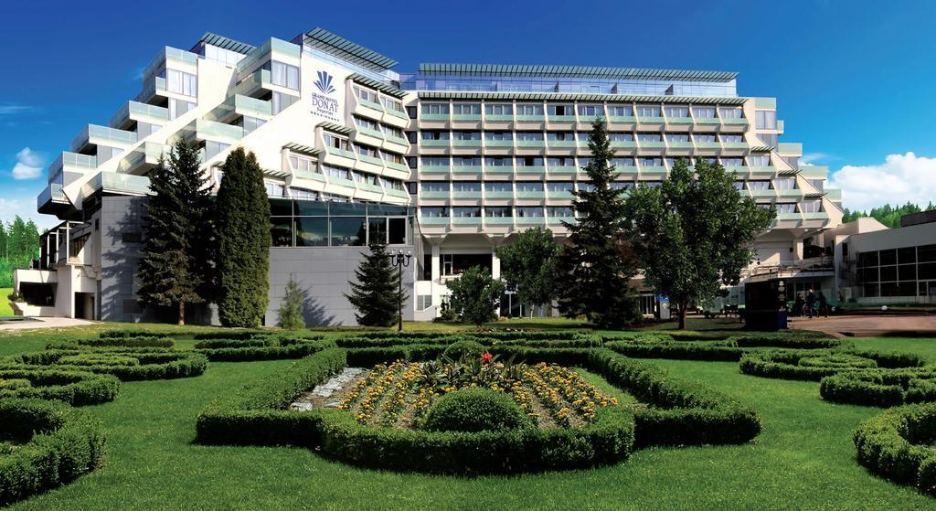 Grand Hotel Donat Superior & Wellness Center 4*